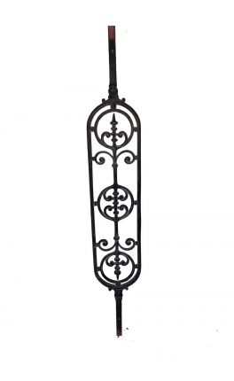 BSC1018 Ornamental Railing Panel1