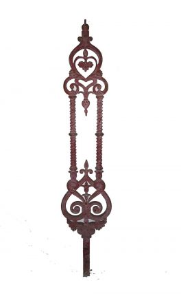 BSC1025 Ornamental Railing Panel1