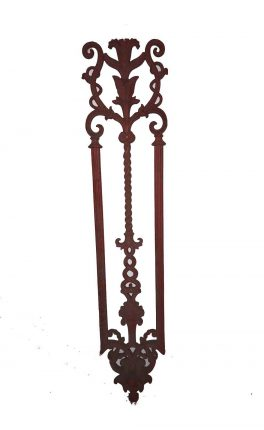 BSC1027 Ornamental Railing Panel1