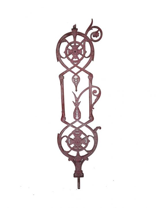 BSC1037 Ornamental Railing Panel1