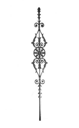 BSC1075 Ornamental Railing Panel