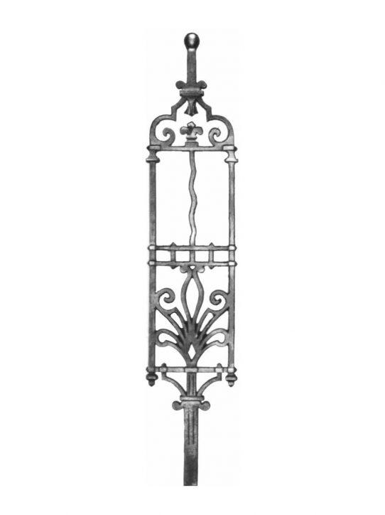 BSC1086 Ornamental Railing Panel