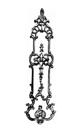 BSC1087 Ornamental Railing Panel