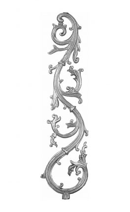 BSC1092 Ornamental Railing Panel
