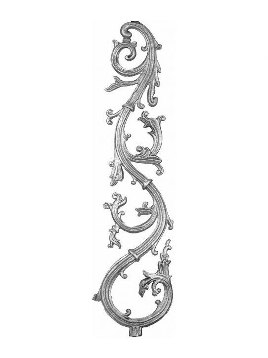BSC1092 Ornamental Railing Panel