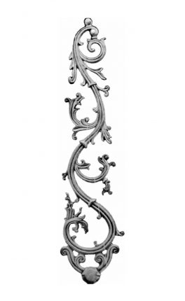 BSC1093 Ornamental Railing Panel