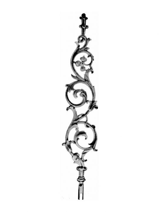 BSC1095 Ornamental Railing Panel