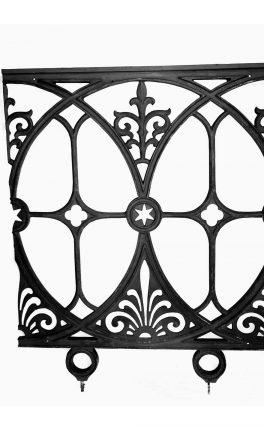 BSC11041 Cast Iron Panel