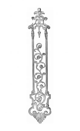 BSC1106 Ornamental Railing Panel