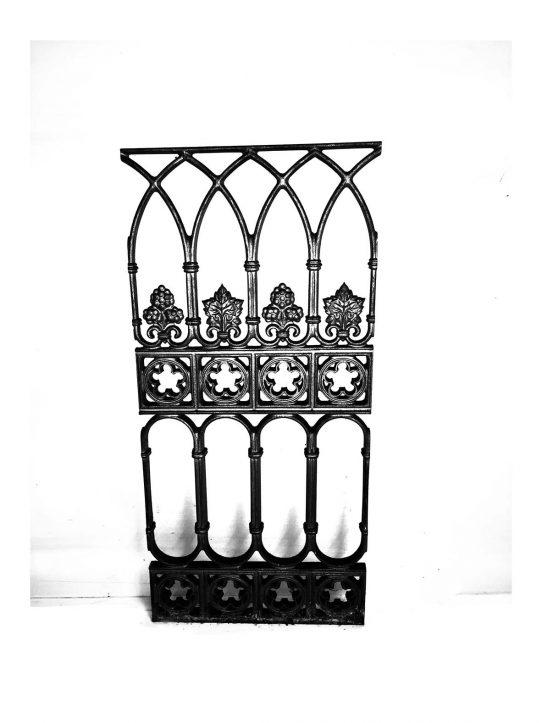 BSC11076 Cast Iron Panel