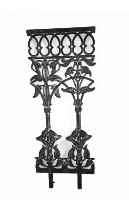 BSC11088 Cast Iron Panel