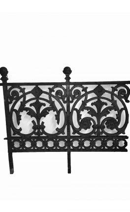 BSC11090 Cast Iron Panel