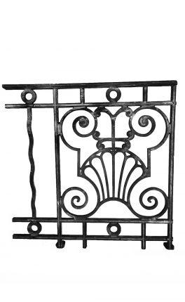 BSC11091 Cast Iron Panel