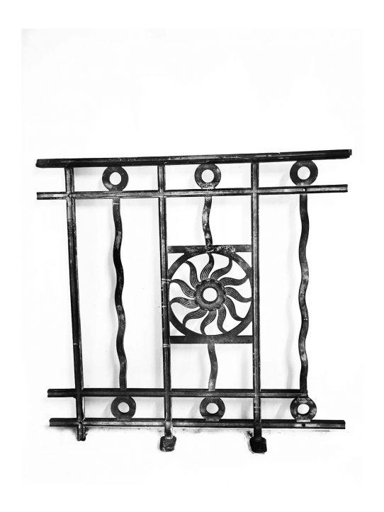 BSC11092 Cast Iron Panel