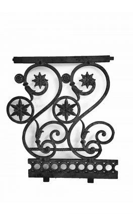 BSC11096 Cast Iron Panel