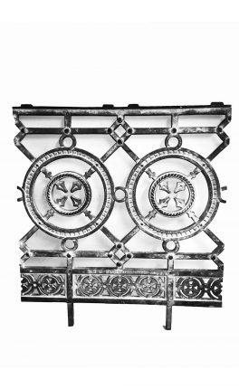 BSC11097 Cast Iron Panel