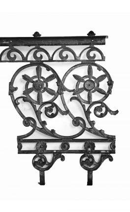 BSC11098 Cast Iron Panel