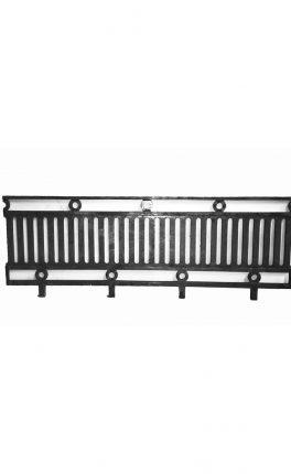 BSC11102 Cast Iron Panel