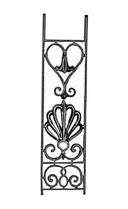 BSC11108 Cast Iron Panel