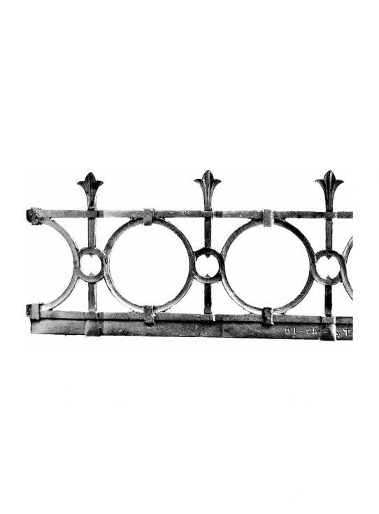 BSC11109 Cast Iron Panel