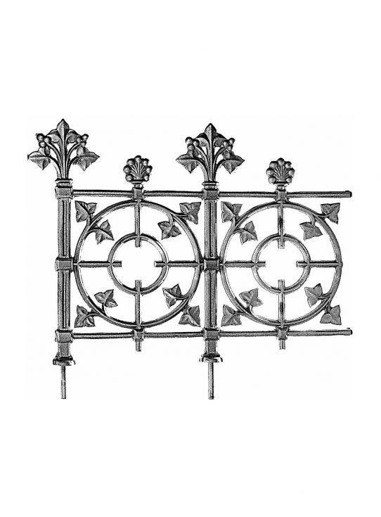BSC11110 Cast Iron Panel