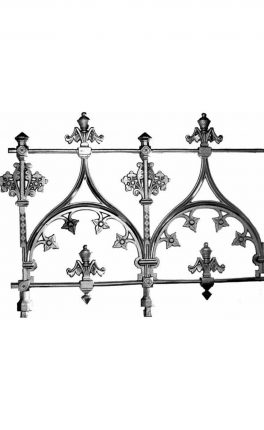 BSC11111 Cast Iron Panel