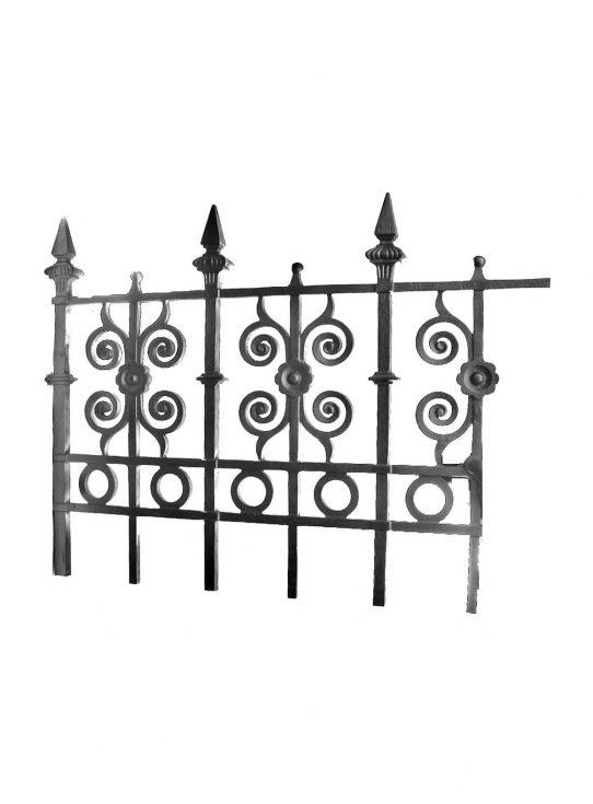 BSC11115 Cast Iron Panel