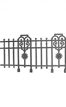 BSC11116 Cast Iron Panel