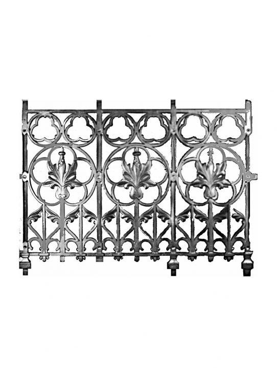 BSC11123 Cast Iron Panel