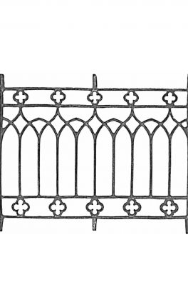 BSC11128 Cast Iron Panel