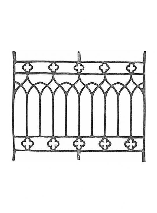 BSC11129 Cast Iron Panel