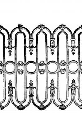 BSC11131 Cast Iron Panel