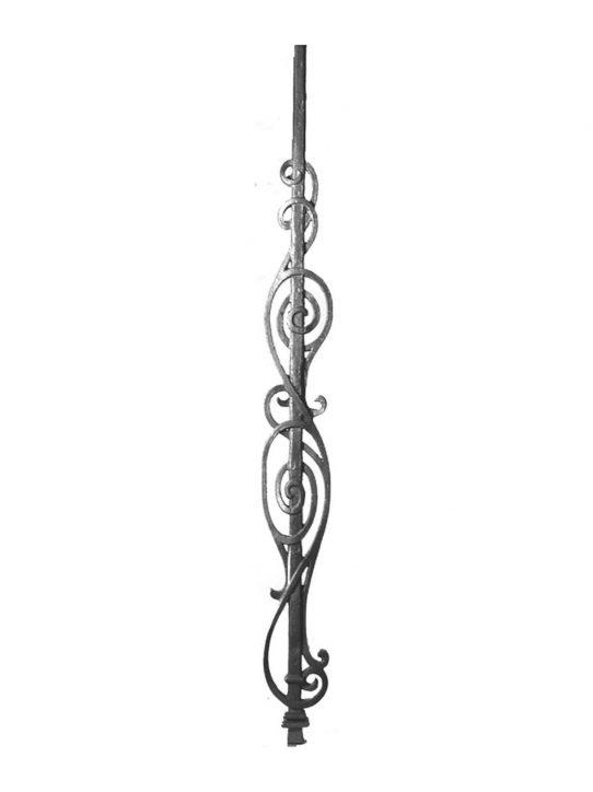BSC1123 Ornamental Railing Panel