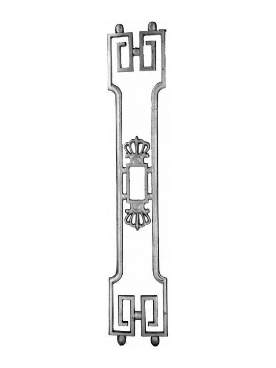 BSC1192 Ornamental Railing Panel