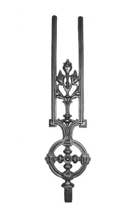 BSC1194 Ornamental Railing Panel