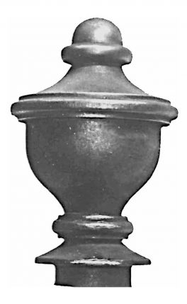 BSC5172 Railing Head Finial