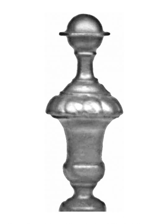 BSC5177 Railing Head Finial