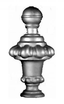 BSC5178 Railing Head Finial