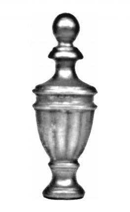 BSC5186 Railing Head Finial
