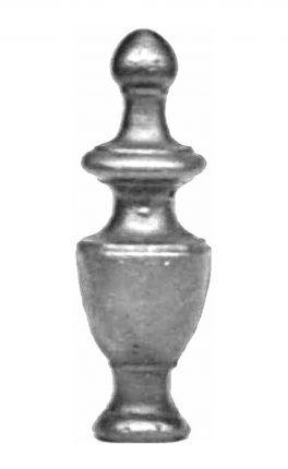 BSC5191 Railing Head Finial