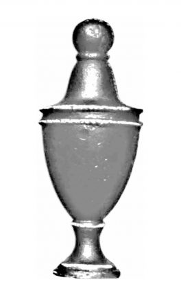 BSC5192 Railing Head Finial