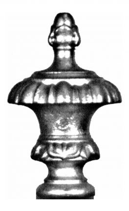 BSC5203 Railing Head Finial