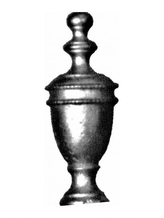 BSC5207 Railing Head Finial