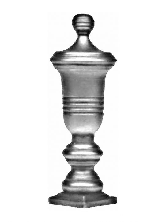 BSC5214 Railing Head Finial