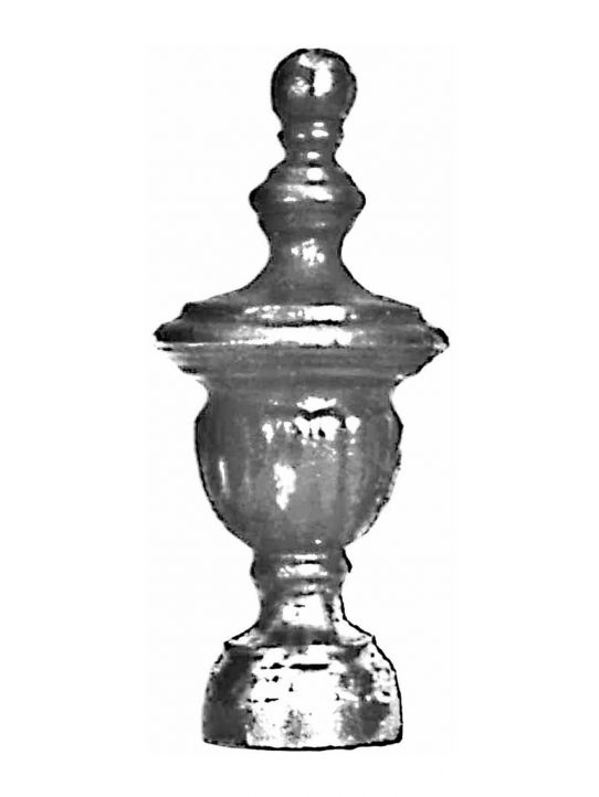 BSC5221 Railing Head Finial