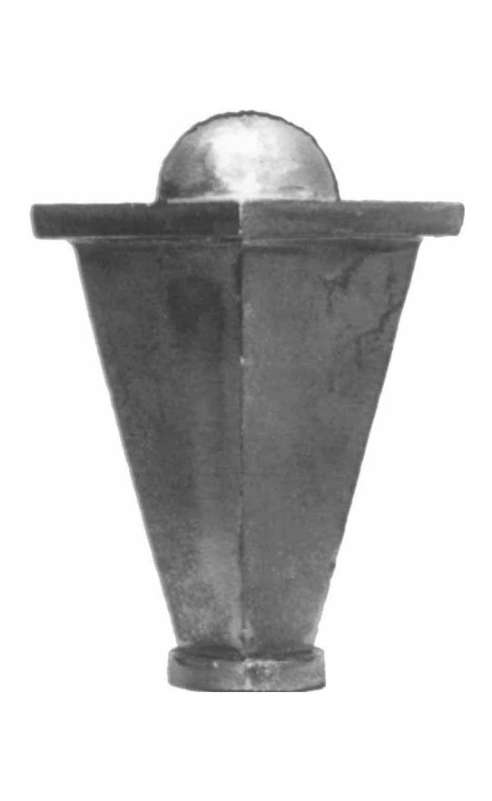 BSC5236 Railing Head Finial