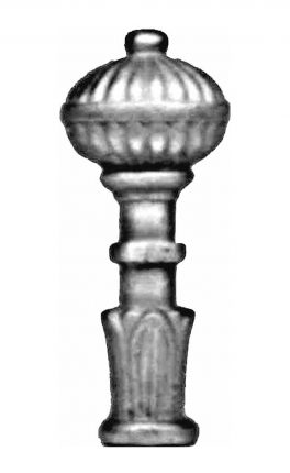 BSC5238 Railing Head Finial