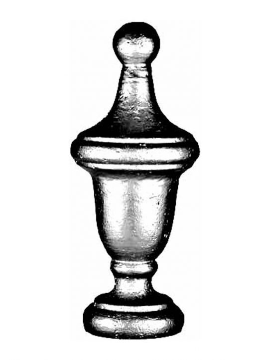 BSC5241 Railing Head Finial