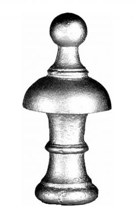 BSC5244 Railing Head Finial
