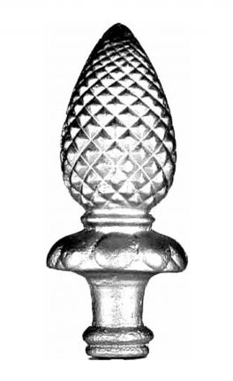 BSC5272 Railing Head Finial